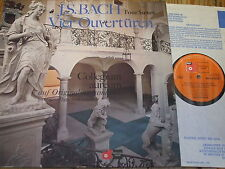 BAC 3009-10 Bach Four Suites (Overtures) / Collegium aureum 2 LP set