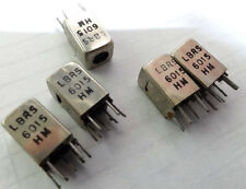 pack of 5 TOKO LBRS-6015-HM  7mm x 7mm x 10mm coil variable inductor choke