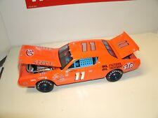 #11 Buddy Baker 1972 Petty Enterprises Red Dodge Silver Numbers 1/24 Rare Custom
