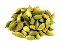 50 GRAM OF BEST QUALITY WHOLE GREEN CARDAMOM PODS WITH FREE WORLDWIDE SHIPPING