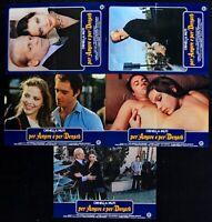 Fotobusta Für Liebe E Für Geldgeschenk Ornella Muti Kinski Love And Money Klaus