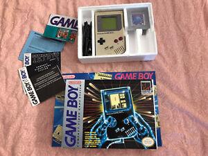 Game Boy clasica DMG-01 Completa