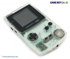 Nintendo GameBoy Color - console #Clear  MINT CONDITION