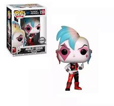 EXCLUSIVE Genuine DC Super Heroes Pop! Vinyl Figure- Harley Quinn Punk #233