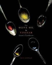 OLIVE OIL & VINEGAR LOVER'S COOKBOOK (97817715 - EMILY LYCOPOLUS (HARDCOVER) NEW