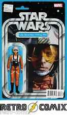 MARVEL STAR WARS #11 ACTION FIGURE VARIANT NEW/UNREAD BAGGED & BOARDED
