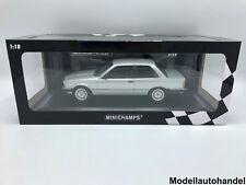 BMW 323i  E30 1982  silber -  1:18 Minichamps 155026001  >>NEW<< TOP PREIS