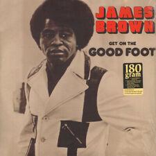 James Brown - Get On The Good Foot (Vinyl LP - 1972 - US - Reissue)