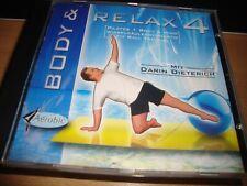 RELAX 4 CD ähnl. move ya Pilates Body & Mind Wirbelsäulengymnastik Fit Ball Chil