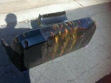 Club car ds custom body cowl flames front rear golf cart