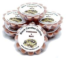 6 x Frankincense and Myrrh Scented Wax Tart Melts