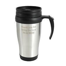 Personalised Thermal Flask / Travel Flask, Mug - Engraved Free - Fathers Day