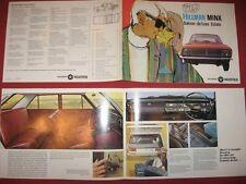 N°4298 / catalogue  HILLMAN MINX Saloon de luxe Estate   1969 ?  english text