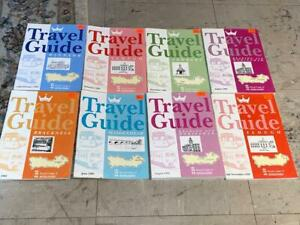 8 BERKSHIRE COUNTY COUNCIL BUS TIMETABLE BOOKS