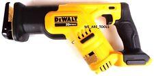 New Dewalt 20V DCS387 Compact Reciprocating Saw Cordless 20 Volt Max Recip Tool