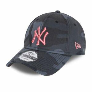 New Era Kinder 9Forty Cap - New York Yankees dark camo