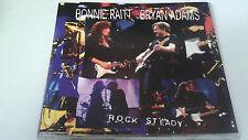 "BRYAN ADAMS & BONNIE RAITT ""ROCK STEADY"" CD SINGLE 1 TRACKS COMO NUEVO"