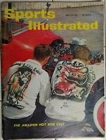 April 24, 1961 Ed Roth Rat Fink Amazing Hot Rod Cult Sports Illustrated NO LABEL