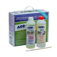 Mildew remover + Anti-mould spray Set 3pcs. by AGO - Removed jeden White horse
