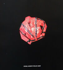 MICHAEL JACKSON THRILLER JACKET POSTER PAGE . LL58