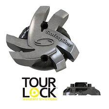 Softspikes SILVER TORNADO Golf Cleats FAST TWIST 3.0 - Fits Tour Lock