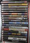 Various PS1 PS2 PS3 & PS4 Games SOLD INDIVIDUALLY Sony Playstation 1 2 3 & 4