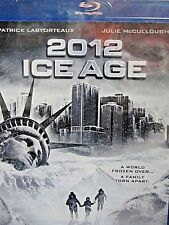 2012: Ice Age NEW! Blu-ray Disc, Widescreen,Patrick Labyorteaux, Julie McCulloug