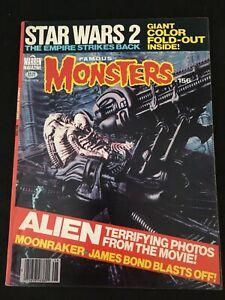 FAMOUS MONSTERS OF FILMLAND #156 Alien