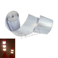 Car Truck Reflective Autohension Safety Warning Tape Roll Film Sticker 3M*5cm