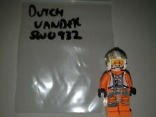 Lego Star Wars Dutch Vander Minifig SW0932 SW932 75181