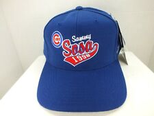 Chicago Cubs MLB Vintage 90s Snapback Hat Cap NEW Sammy Sosa SPORT SPECIALTIES