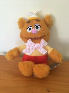 NWT Disney Store Muppet Babies Plush Lot Kermit Piggy Fozzie Animal Summer Gonzo