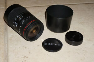 Sigma DL Macro Super 70-300mm F/4-5.6 DL AF Lens FOR Nikon  AF D DIGITAL CAMERA
