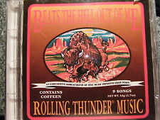 CD Beats the Hell out of me / Rolling Thunder Music - Album Metal