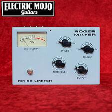 Roger Mayer RM58 RM 58 Limiter Studio Pedal