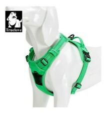 Truelove No Pull Dog Harness Reflective Adjustable Pet Large Vest - Grass Green