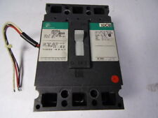 GE TED134025 Circuit Breaker 25 Amp 3 Pole 480 Vac ! WOW !