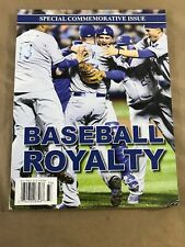 Baseball Royalty Magazine Special Commemorative Issue D12