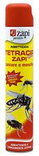 ZAPI - Tetracip Zapi spray bomboletta 500 ml insetticida formiche scarafaggi