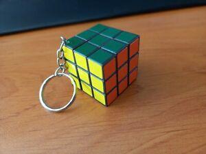 porte clefs rubik's cube