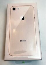 NEW In Box Apple iPhone 8 Rose Gold  64GB AT&T Compatible GSM