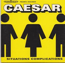 Ceasar-Stuations Complications cd maxi single cardsleeve
