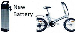 Cyclamatic Folding  Electric Bike ( Battery)( Charger ) 24V   11ah  Li-iorn