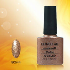 80544 Shinerlac UV/LED Nail GEL Polish powered by Bluesky 10ml Free P&P