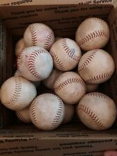 Lot Of 18 Softballs