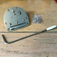 Fender American Professional Jazzmaster Jaguar Tremolo Assembly & Bar Chrome USA