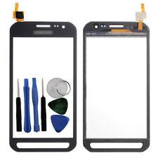 Per Samsung Galaxy Xcover 3 G388 G389 TOUCH SCREEN Digitizer Vetro Nero + Strumenti