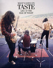 TASTE: WHAT'S GOING ON - LIVE AT THE ISLE OF WRIGHT NEW DVD