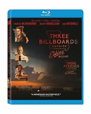 Three Billboards Outside Ebbing, Missouri Blu-ray Region Free (European Audio)