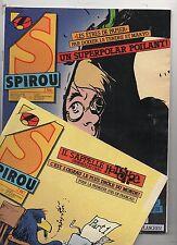 SPIROU lot des n°2386 à 2402 du 5 janvier au 26 avril 1984. ETAT NEUF
